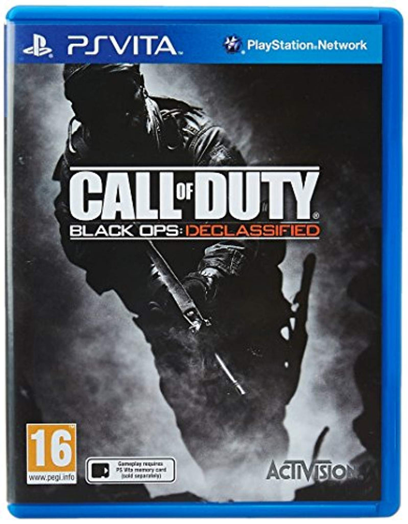 Call of Duty: Black Ops - Declassified (PS Vita) - Offer Games