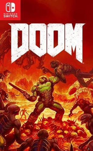 Doom (Nintendo Switch) - GameIN
