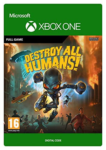 Destroy All Humans (Xbox One Download Code)
