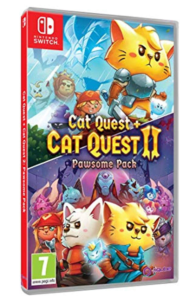 Cat Quest II (Nintendo Switch) - Offer Games
