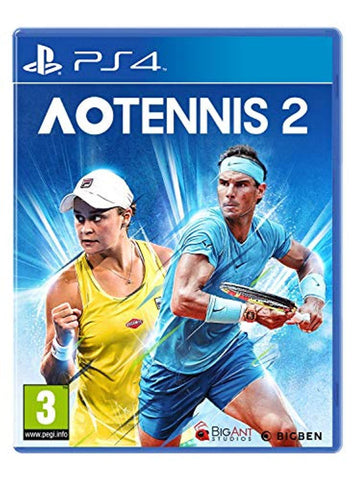AO Tennis 2 (PS4) - Offer Games