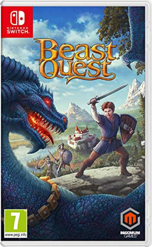 Beast Quest (Nintendo Switch) - Offer Games
