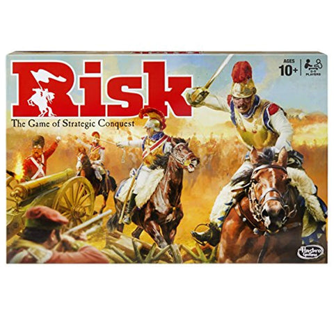 Hasbro Gaming Risk Board Game - Offer Games