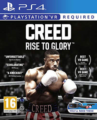 Creed: Rise to Glory (PSVR) - Offer Games