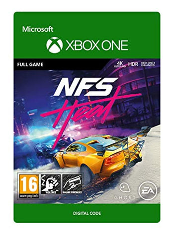 Need for Speed: Heat (Xbox One Download Code)