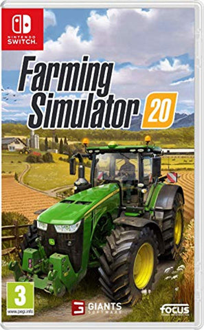 Farming Simulator 20 (Nintendo Switch) - Offer Games