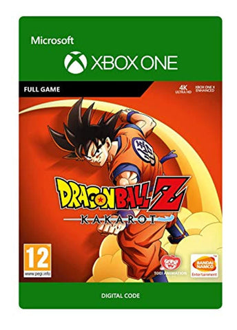 Dragon Ball: Kakarot (Xbox One Download Code)