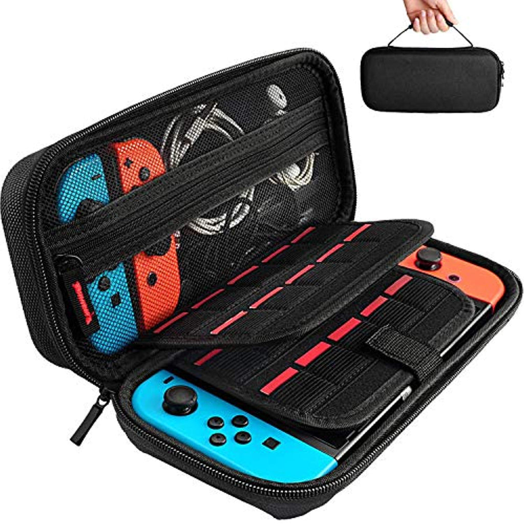 Carrying Case for Nintendo Switch - Offer Games