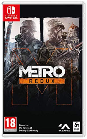 Metro Redux (Nintendo Switch) - Offer Games
