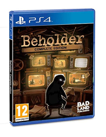 Beholder: Complete Edition (PS4) - Offer Games