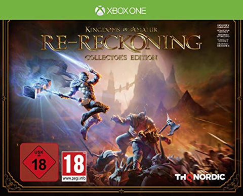 Kingdoms of Amalur Re-Reckoning Collectors Edition (Xbox One)