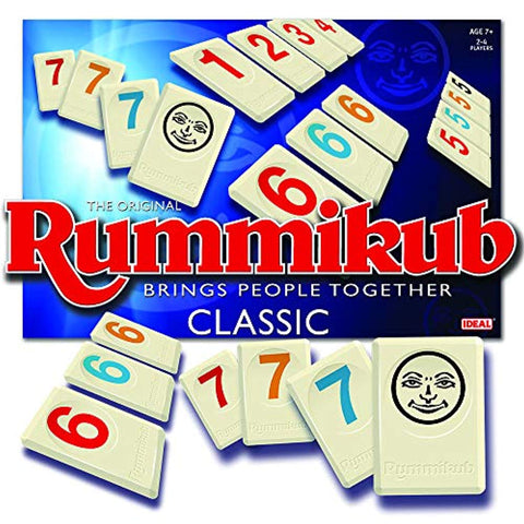 Rummikub Classic Board Game from Ideal - Offer Games