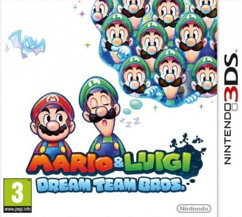 Mario and Luigi: Dream Team Bros. (3DS) - Offer Games