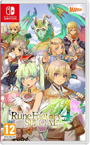 Rune Factory 4 Special (Nintendo Switch) - Offer Games