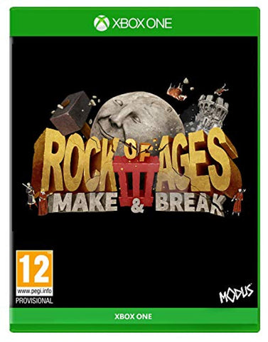 Rock Of Ages 3: Make & Break (Xbox One) - Offer Games