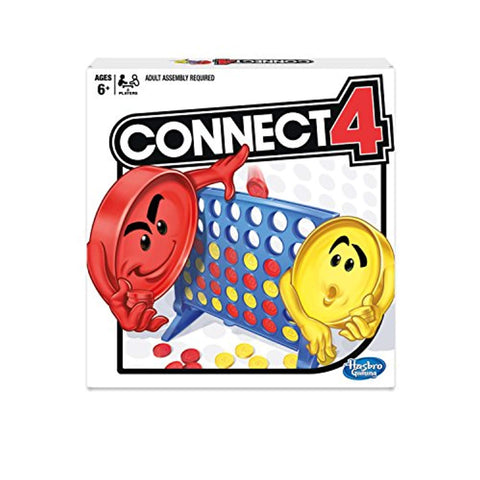 Hasbro Gaming Connect 4 Board Game - Offer Games