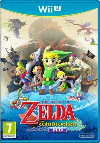 The Legend of Zelda: The Wind Waker HD (Wii U) - Offer Games
