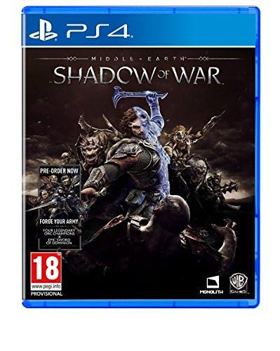 Middle-earth: Shadow of War (PS4) - Offer Games
