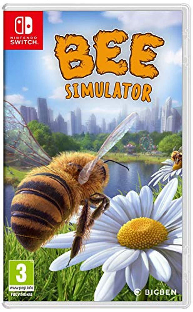 Bee Simulator (Nintendo Switch) - Offer Games