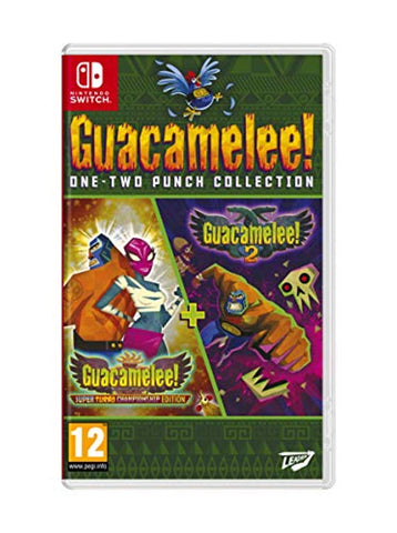 Guacamelee! One-Two Punch Collection (Nintendo Switch) - Offer Games