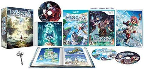 Rodea The Sky Soldier Collector's Edition (Wii U) - Offer Games