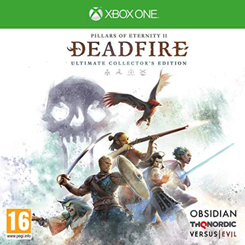 Pillars of Eternity II: Deadfire - Ultimate Collector's Edition (Xbox One) - Offer Games