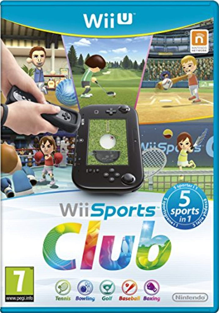 Wii Sports Club (Wii U) - Offer Games