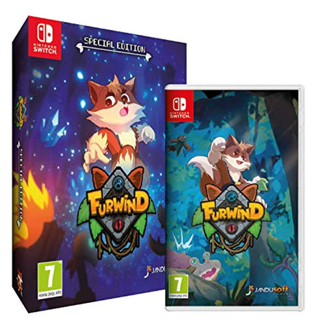 Furwind: Special Edition (Nintendo Switch) - Offer Games