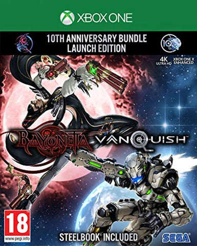 Bayonetta & Vanquish 10th Anniversary Bundle (Xbox One) - Offer Games