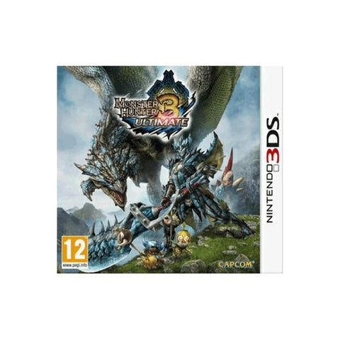 Monster Hunter 3 Ultimate (3DS) - Offer Games