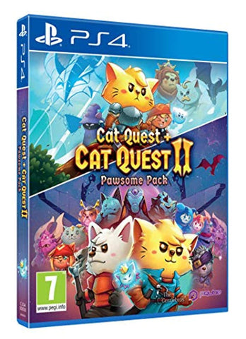 Cat Quest II (PS4) - Offer Games