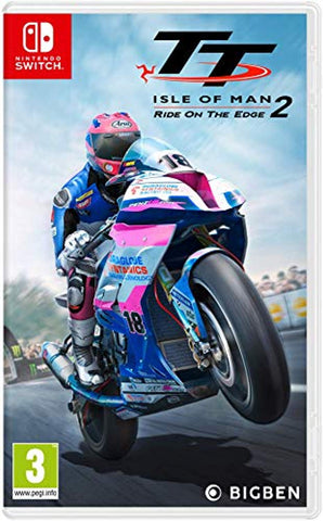 TT Isle of Man - Ride on The Edge 2 (Nintendo Switch) - Offer Games