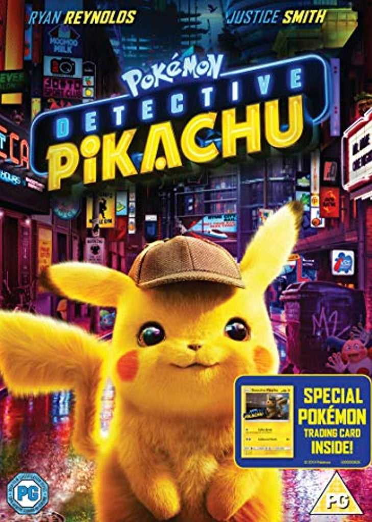 Pokémon Detective Pikachu - Offer Games