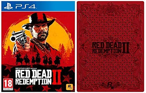Dead Redemption 2 + Steelbook (PS4) - Offer Games