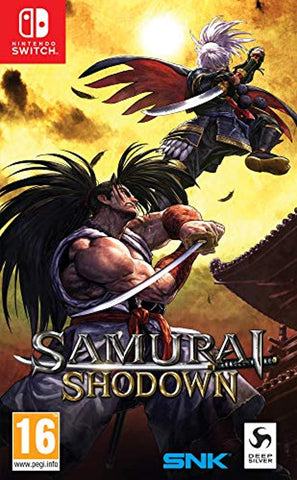 Samurai Shodown (Nintendo Switch) - Offer Games