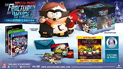 South Park The Fractured But Whole Collector's Edition (PS4) - Offer Games