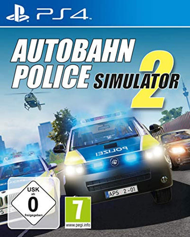 Autobahn - Police Simulator 2 (PS4) - Offer Games