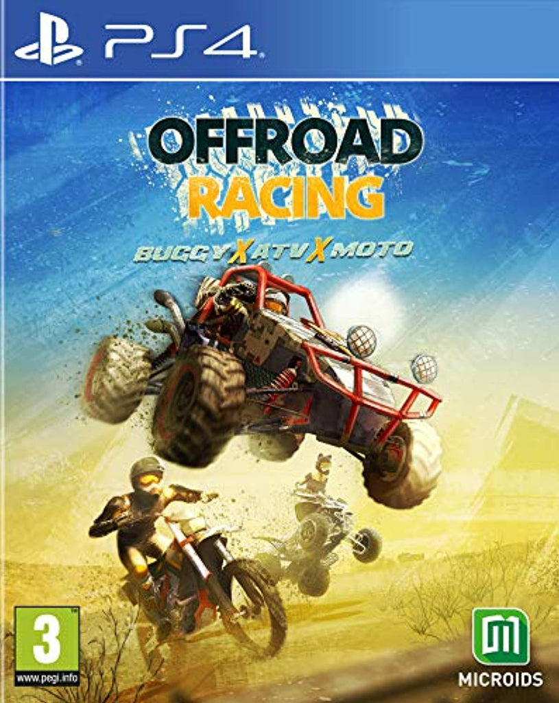 Off Road Racing (PS4) - Offer Games