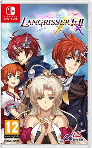Langrisser I & II (Nintendo Switch) - Offer Games