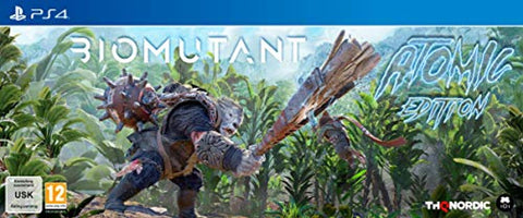 Biomutant Atomic Edition - PlayStation 4 (PS4) - Offer Games