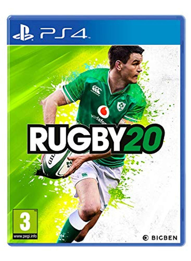 Rugby 20 (PS4) - Offer Games