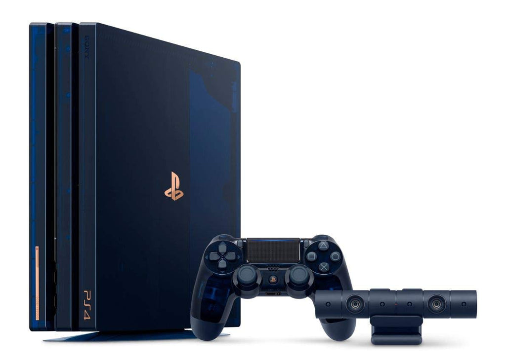 PlayStation 4 Pro 2TB Limited Edition Console - Offer Games