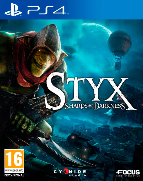 Styx: Shards of Darkness (PS4) - Offer Games