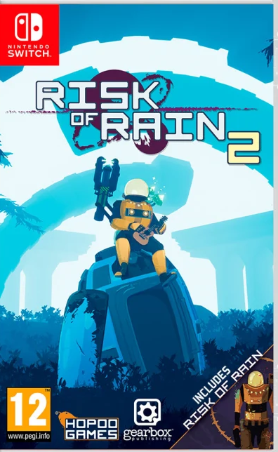 Risk of Rain 2 Bundle (Nintendo Switch) - Offer Games