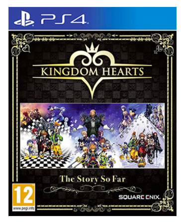 Kingdom Hearts The Story So Far (PS4) - Offer Games