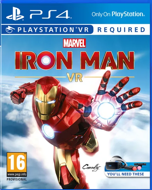 Marvel's Iron Man VR (PSVR) - Offer Games