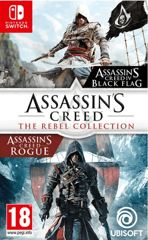 Assassin's Creed: The Rebel Collection (Nintendo Switch) - Offer Games
