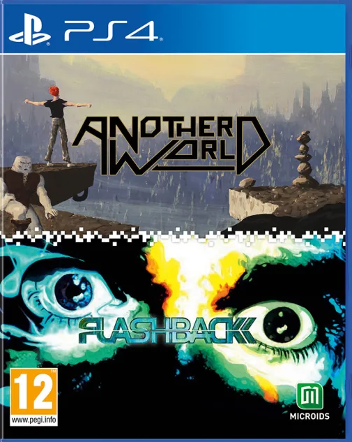 Flashback + Another World (PS4) - Offer Games