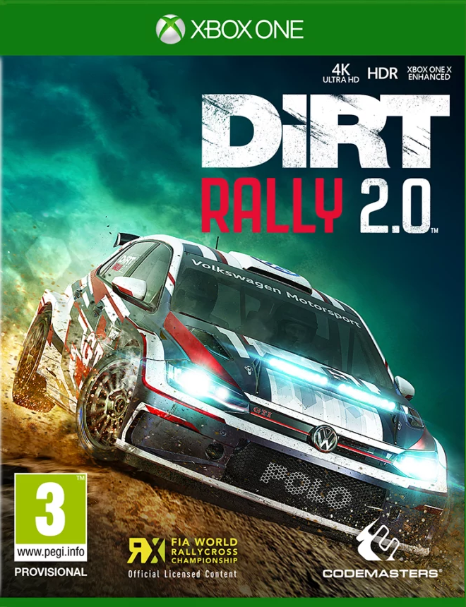 Dirt Rally 2.0 (Xbox One) - Offer Games