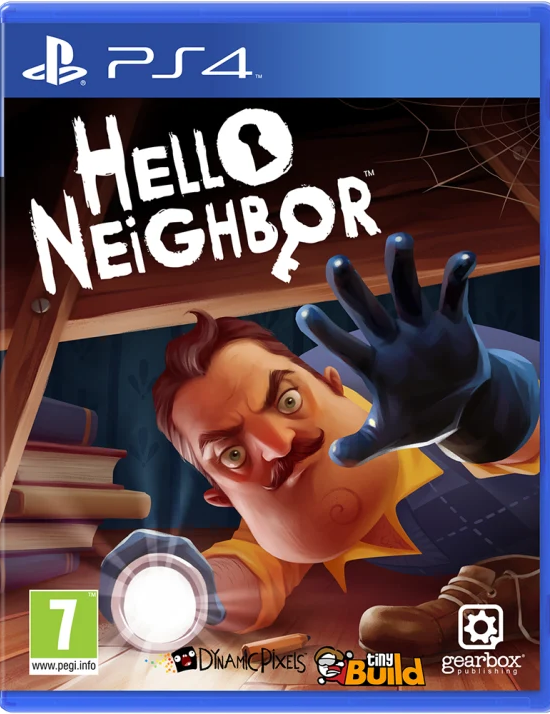 Hello Neighbor (PS4) - Offer Games